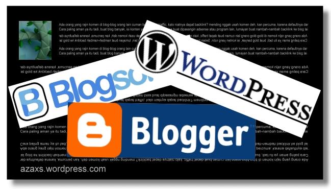 macam-macam blog generator